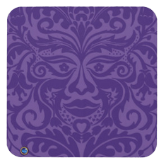Greenman-purple