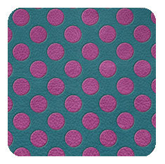PolkaDots-Turquoise-Magenta