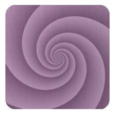 Spiral-mauve